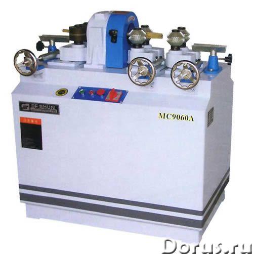 Продам станки круглопалочные Мс 9060 и Мс 9060 А - Промышленное оборудование - Предназначен для полу..., фото 1