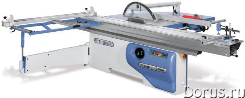 Станки для производства мебели новые и бу - Промышленное оборудование - Продам станок форматно-раскр..., фото 1