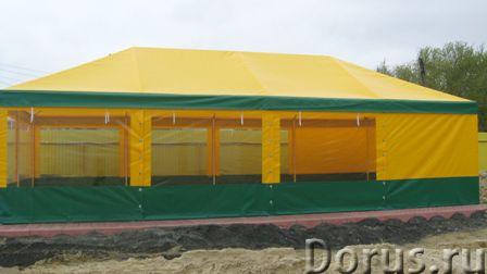 Павильон сборно-разборный 6х6 м - Торговое оборудование - Длина – 6,0 метров Ширина – 6,0 метров Пол..., фото 5