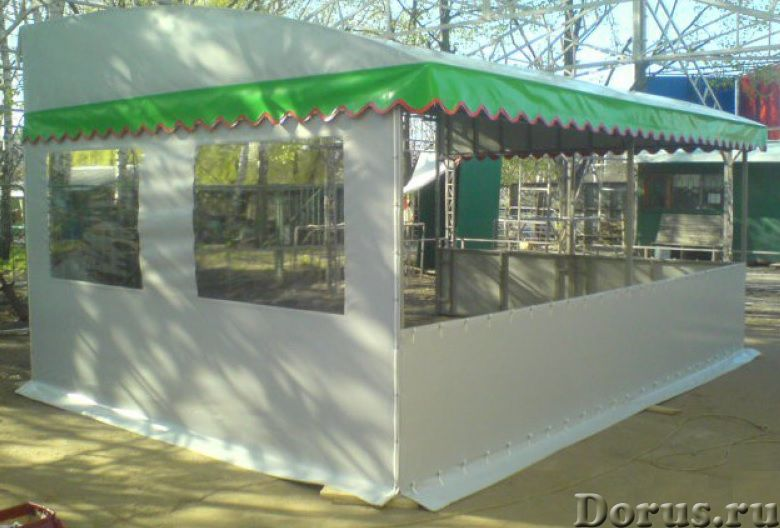 Тентовые конструкции,летнеи кафе, шатры, геодезические купола - Торговое оборудование - Тентовые кон..., фото 1
